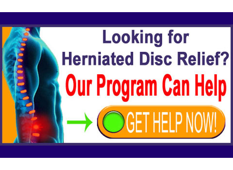 herniated disc relief