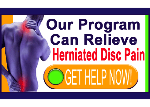 program relieves herniated disc pain