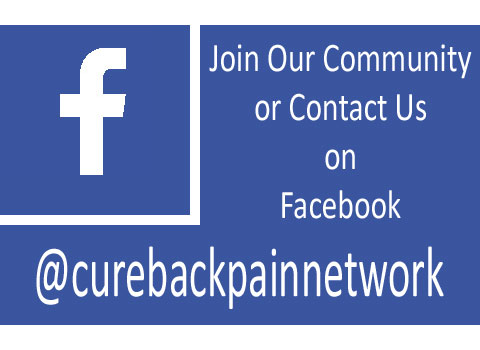 low back pain facebook