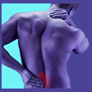 Lower back muscle imbalance