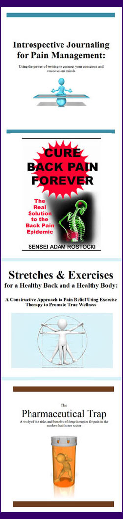 self-help for lower back pain